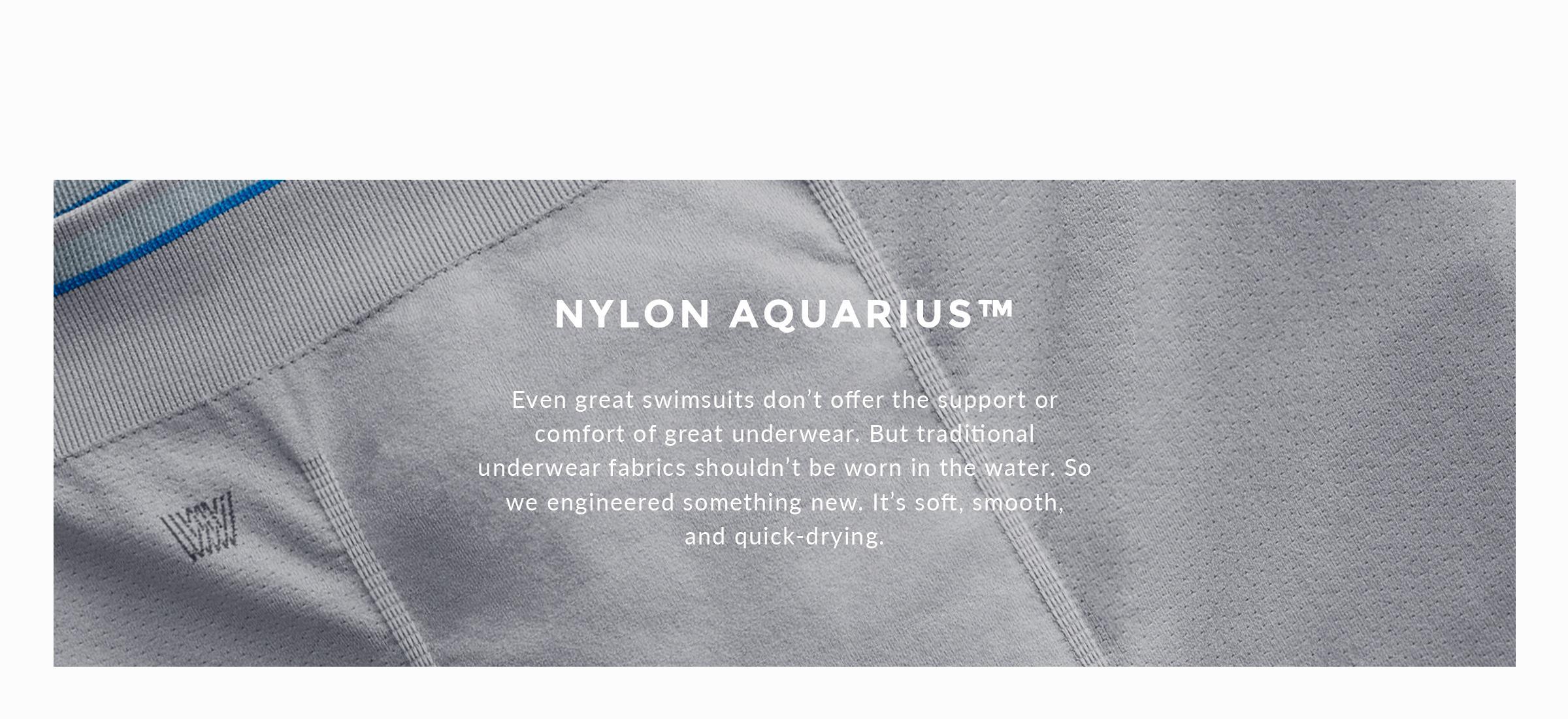 d20de2dc2d8f8 Mack Weldon | Men's Amphibious Swim Underwear - Smooth, quick-drying ...